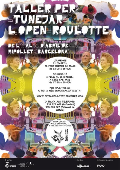 carte open roulotte